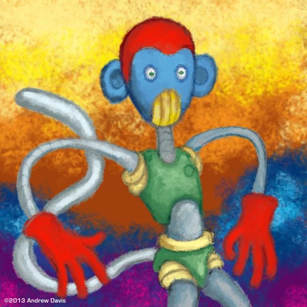 monkeybot