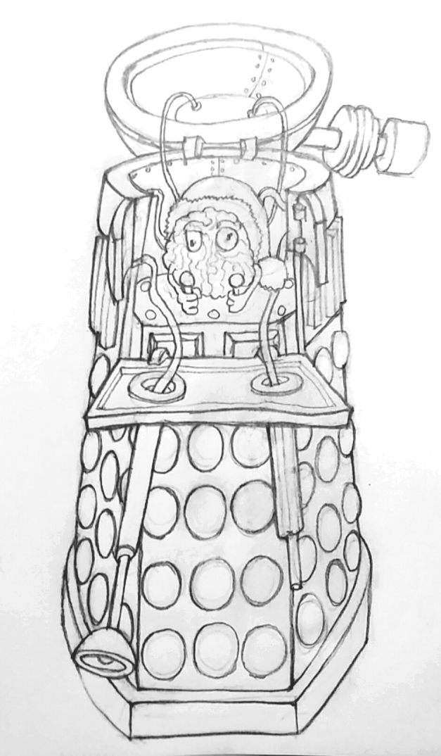 Dalek Claus
