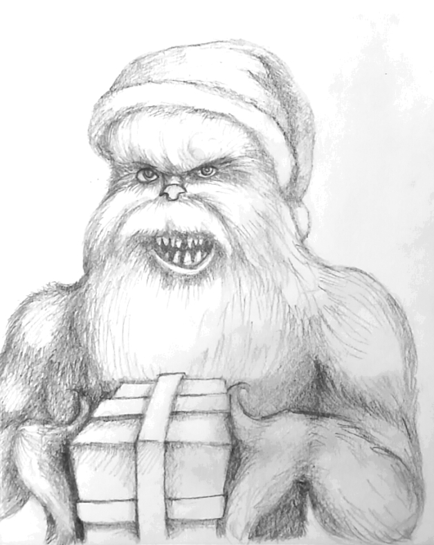Wookie Claus